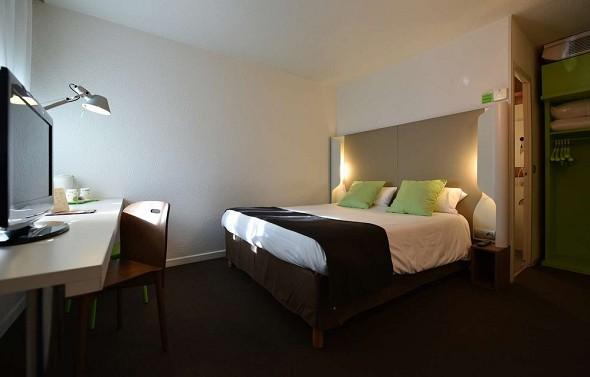 Campanile toulon la seyne-sur-mer-sanary - bedroom