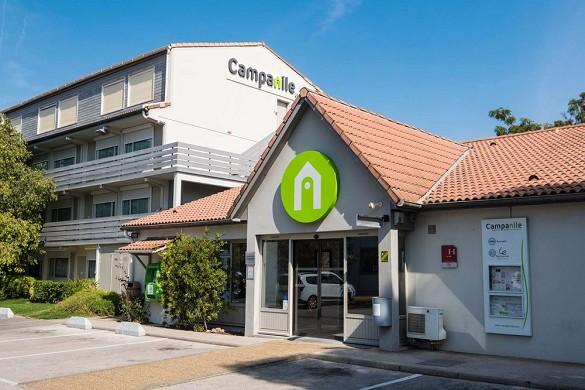 Campanile toulon la seyne-sur-mer-sanary - hotel with seminar room