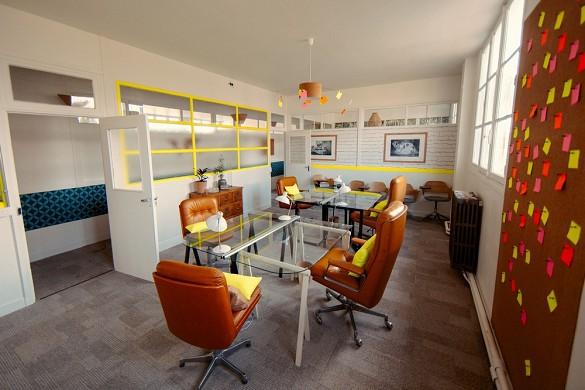 The fertile city - room rental 93