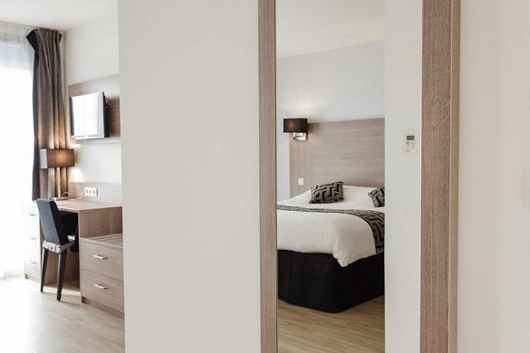 Tulip inn massy palaiseau residences - habitación