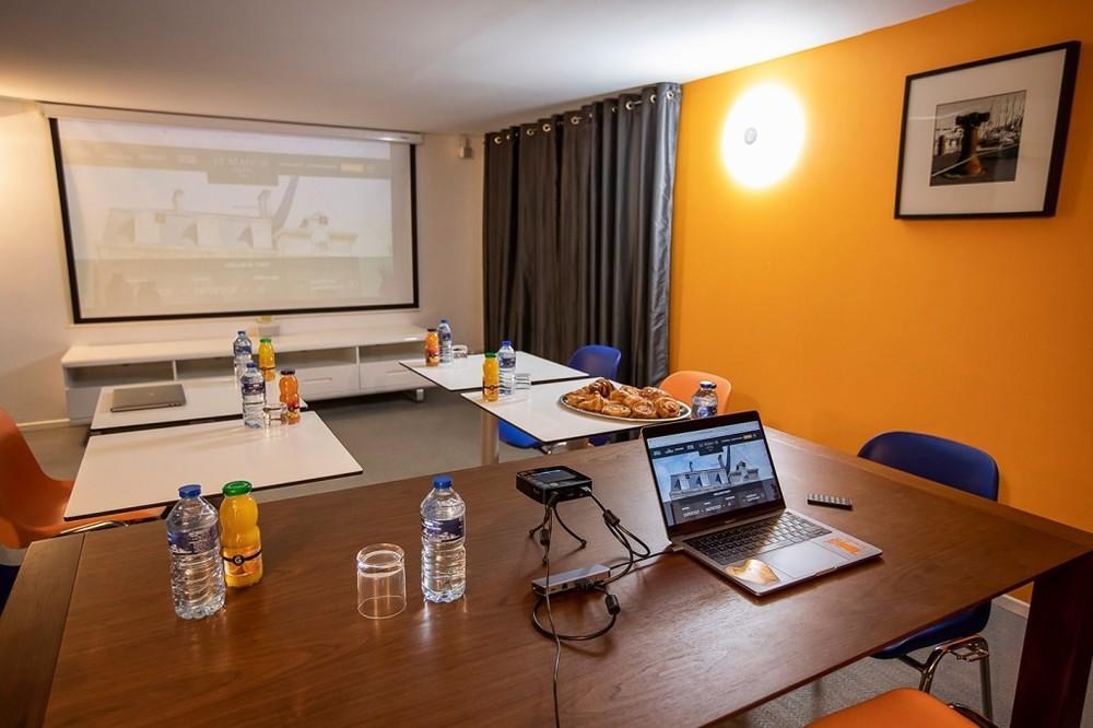 Seminar room - Le Manoir Hôtel