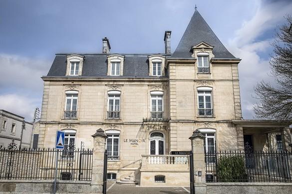 The manor hotel - La Rochelle seminar hotel