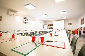 Estancia Ardèche: sala de seminarios