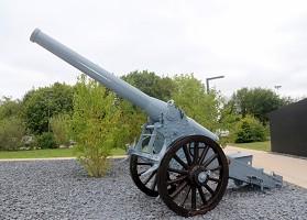 War themed museum