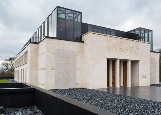 Verdun Memorial - Grand Est seminar location