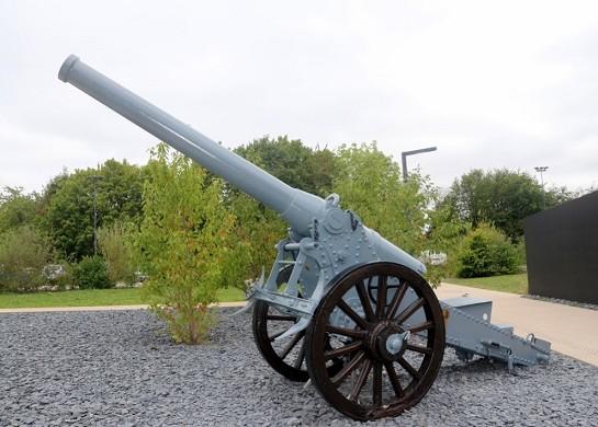 Verdun Memorial - museum on the theme of war