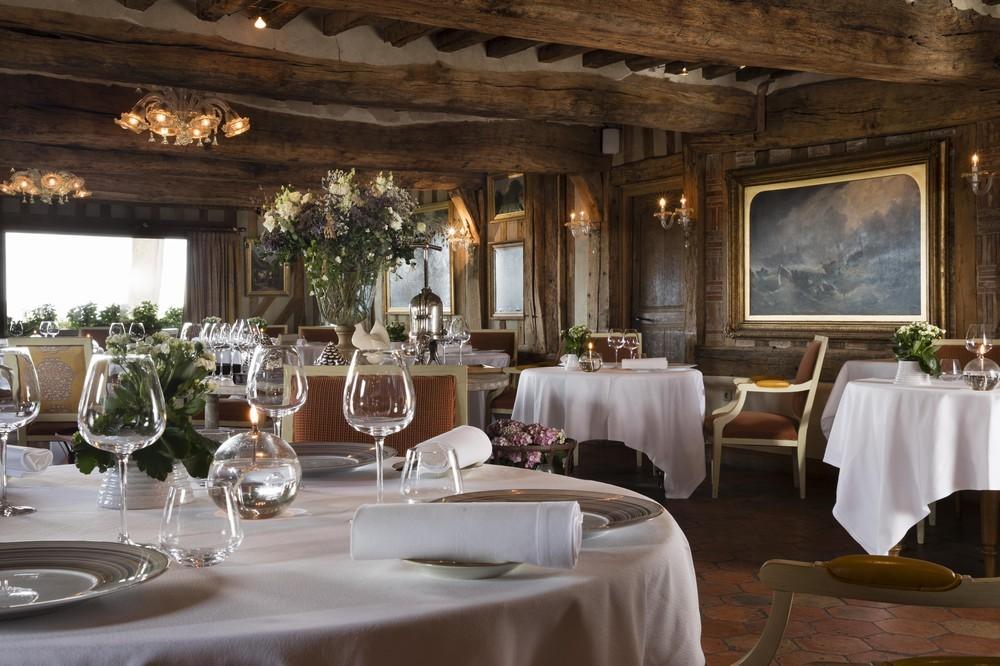 Die Saint Siméon Farm - Gourmet-Restaurant