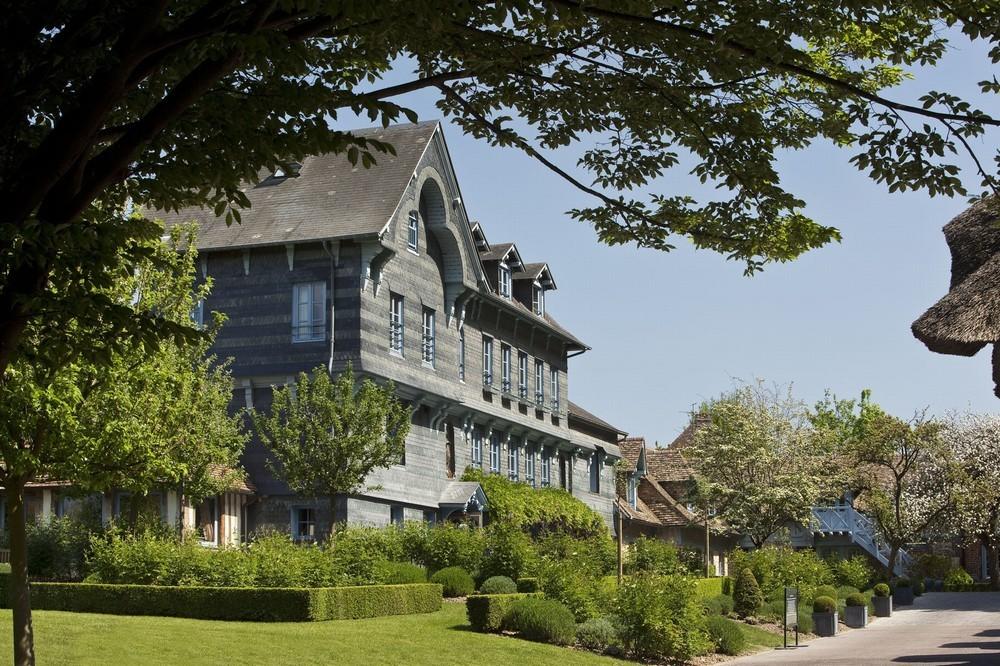 Die heilige Simeon Farm - Haupthaus des Siebzehnten