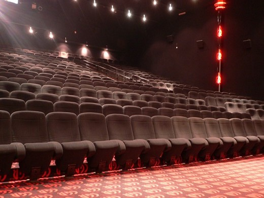 Cgr evry - cinema room
