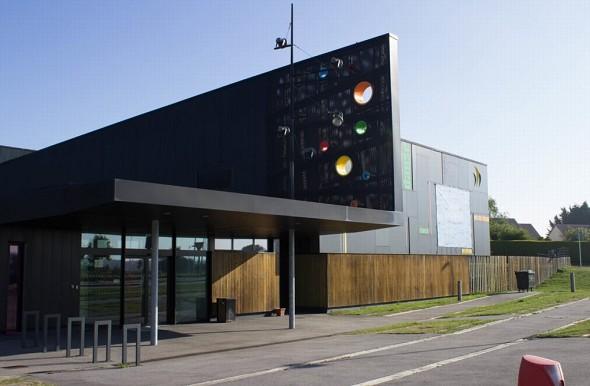 Cultural space - facade