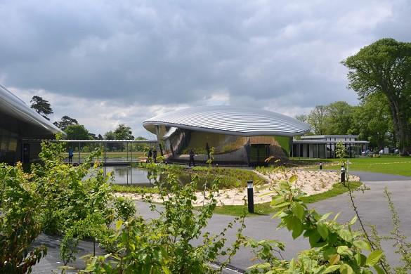 Airborne museum - exterior