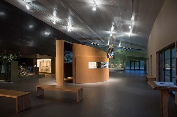 Airborne museum - neptune hall