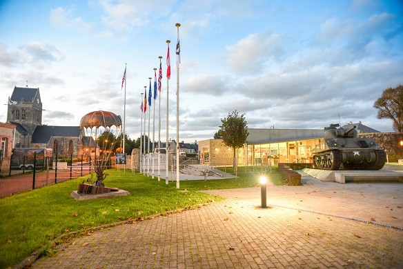 Airborne museum - atypical seminar venue in Normandy