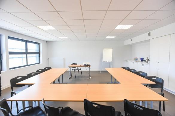 Airborne museum - meeting room