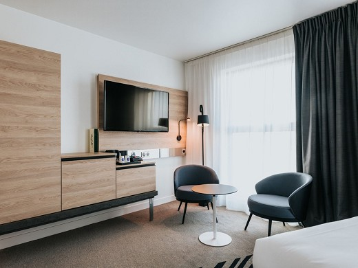 Novotel angers center gare - accommodation