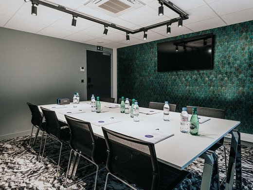 Novotel angers center gare - meeting room