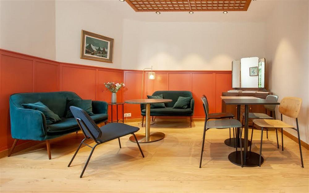Lounge - Grand Hotel de la Gare