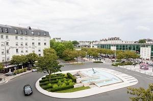 Sala de seminarios: Grand Hôtel de la Gare -