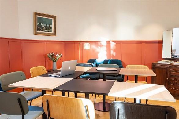 Grand hotel de la Gare - meeting room