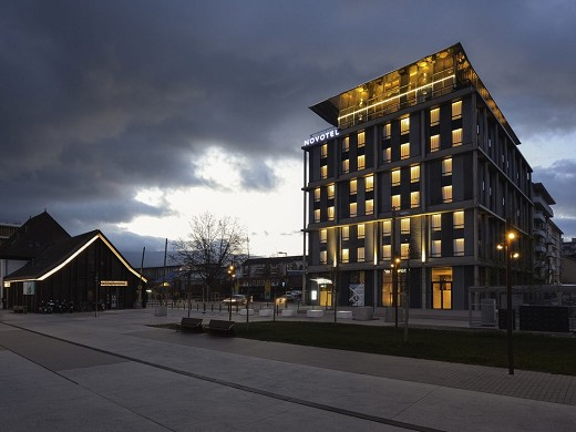 Novotel annemasse centre porte de genève - hotel para seminarios