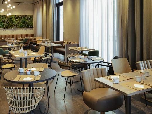 Novotel annemasse center porte de genève - restaurant
