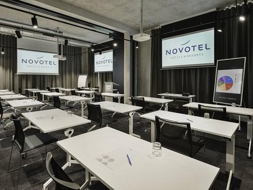Novotel annemasse centre porte de genève - sala de seminarios