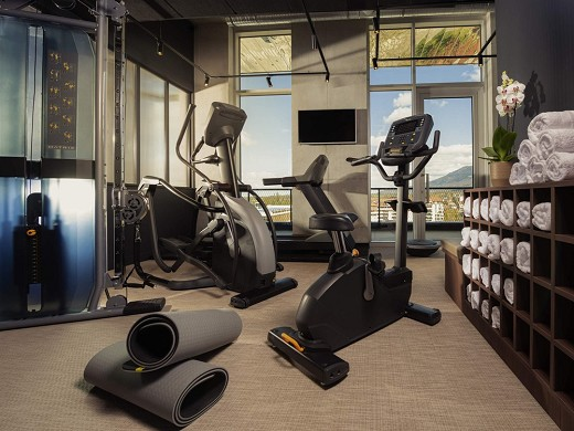 Novotel annemasse center porte de genève - gym