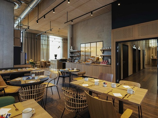 Novotel annemasse centre porte de genève - restaurante
