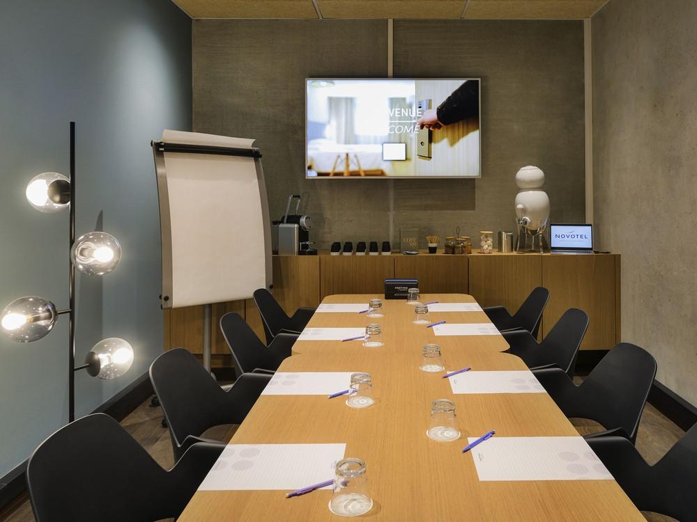 Chez Bruno - Novotel Annemasse Centre Porte de Genève