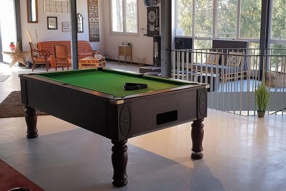 Domaine du val fleuri - billiards