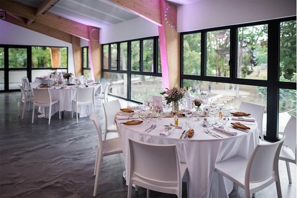 Domaine du val fleuri - reception room