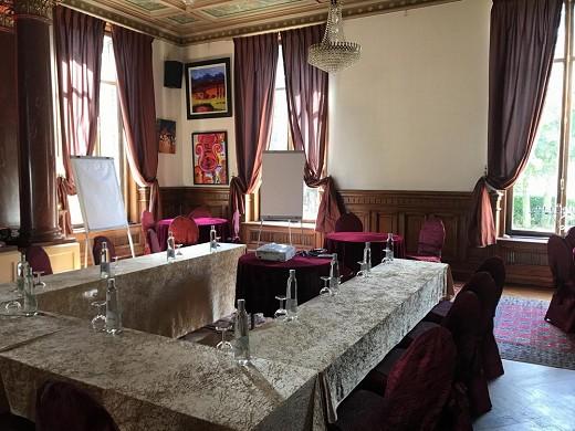 Domaine de Beaupré gli originali relais - sala seminari