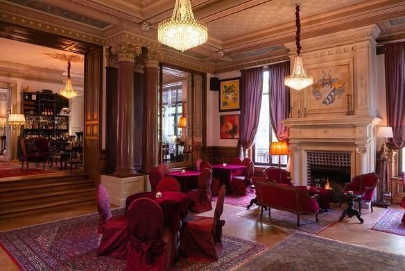 Domaine de Beaupré il relais originale - lounge