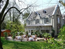 Sala de seminarios: Restaurante Le Parc -