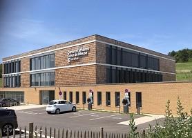 Centro affari Coeur de Meuse - Esterno