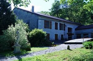 Mulino Chanteraine - Facciata