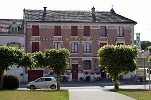 Der Grand Monarque de Varennes - Fassade