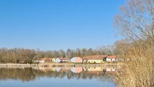 Lac Madine - Ubicación del seminario