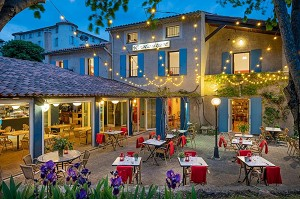 Hotel Provence - Terrace