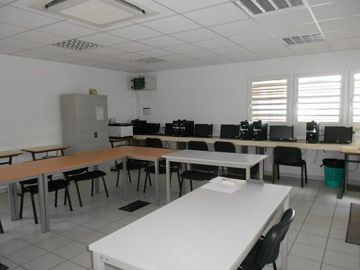 Cci Neukaledonien - Computerraum