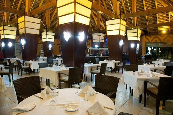 Hotel Tieti - Restaurant