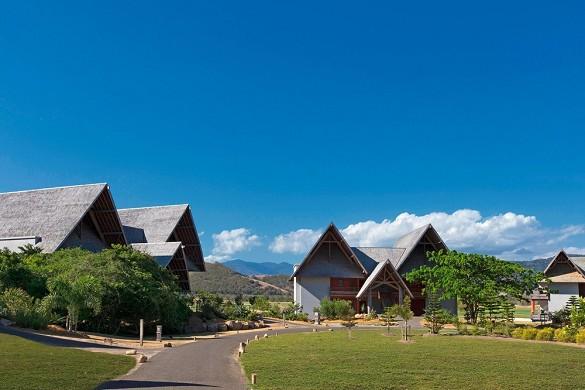 Sheraton New Caledonia Deva Spa and Golf Resort - Exterieur