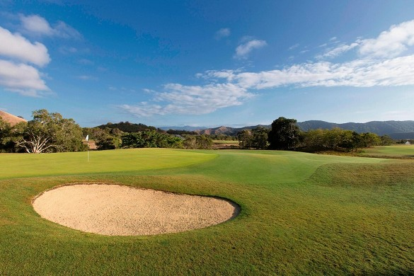 Sheraton Neukaledonien Deva Spa und Golfresort - Golf