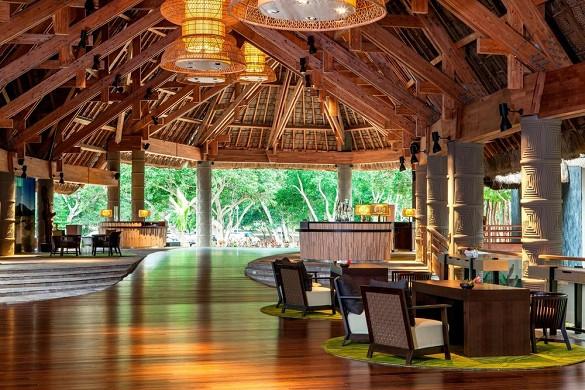 Sheraton New Caledonia Deva Spa und Golfresort - Lobby
