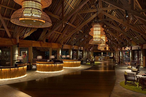 Sheraton Neukaledonien Deva Spa und Golfresort - Lobby