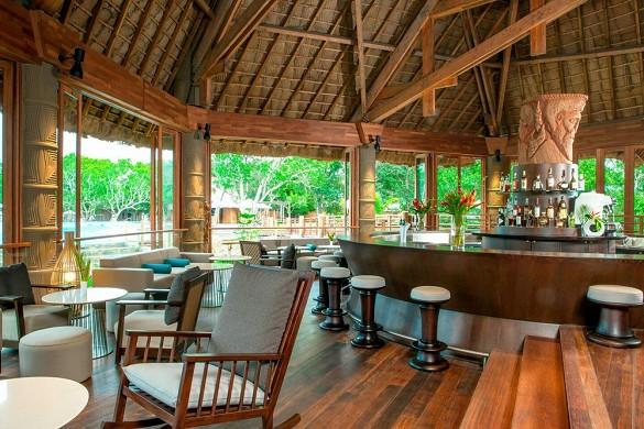Sheraton Neukaledonien Deva Spa und Golfresort - Restaurant