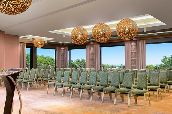 Sheraton New Caledonia Deva Spa und Golf Resort - Seminarraum Nera