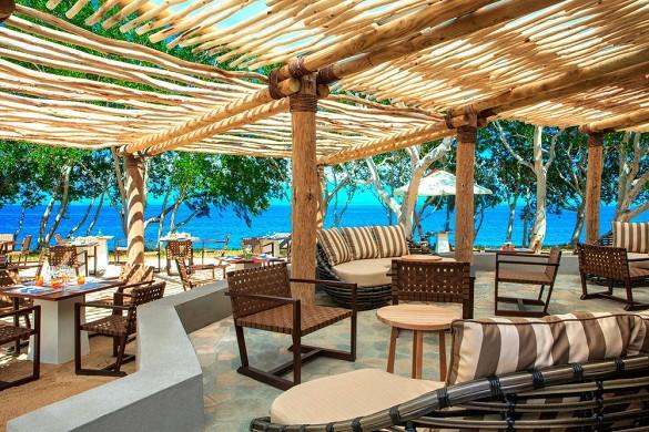 Sheraton Neukaledonien Deva Spa und Golfresort - Strandgrill