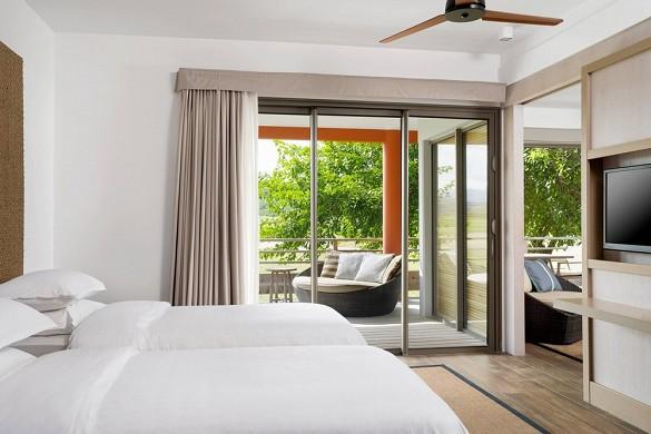 Sheraton Neukaledonien Deva Spa und Golfresort - Suite