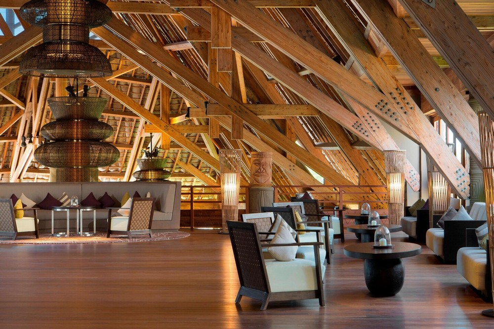 Foyer - Sheraton New Caledonia Deva Spa and Golf Resort
